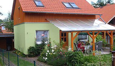 Probst Ferienhaus Kirschberg Drübeck Ilsenburg