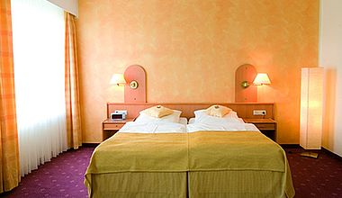 Classic-Doppelzimmer Berghotel