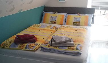 Ferienwohnung Dreher - Schlafzimmer