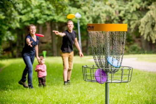 Ilsetal Disc-Golf Anlage