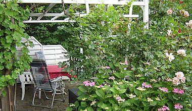 Ferienzimmer Gresens Garten Ilsenburg
