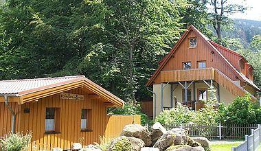 Ferienhäuser am Brocken in Ilsenburg