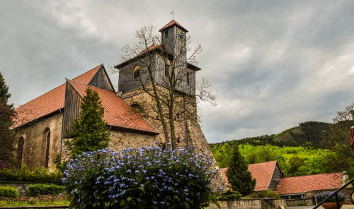 [Translate to Englisch:] Kloster Ilsenburg