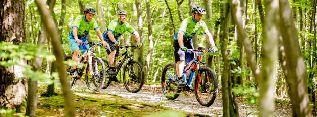 Ilsenburg mit dem Fahrrad