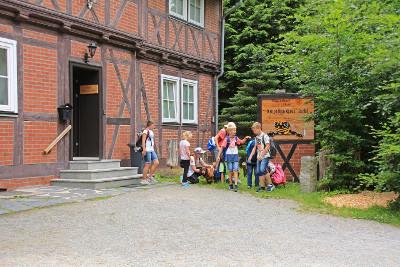 Nationalparkhaus Ilsetal