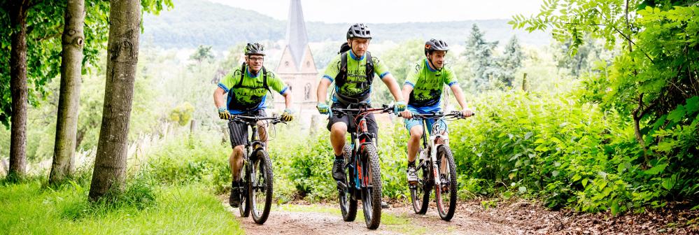Ilsenburg mit Fahrrad