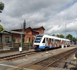 Train connections Abellio