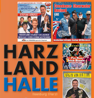 Harzlandhalle 2019/2020