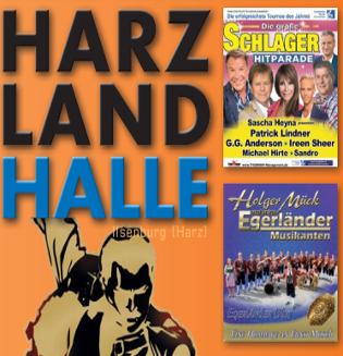 Harzlandhalle 1. Edition 2020