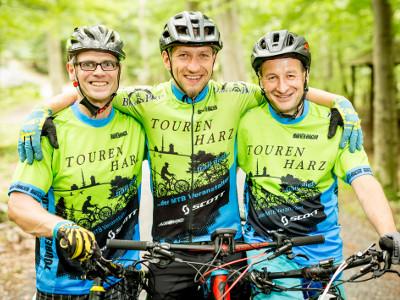 Ilse-Radtour mit Tourenharz